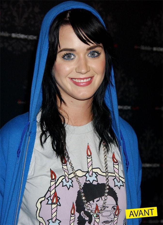 Katy Perry à ses débuts...