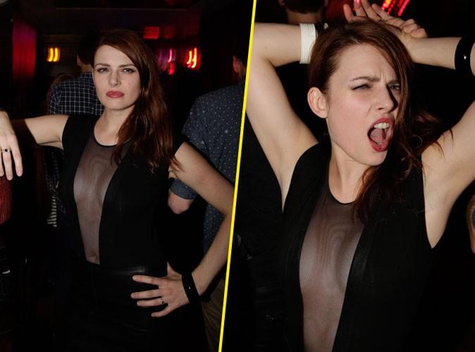 Elodie Frégé : sexy et déchaînée pour écumer les soirées branchées parisiennes !