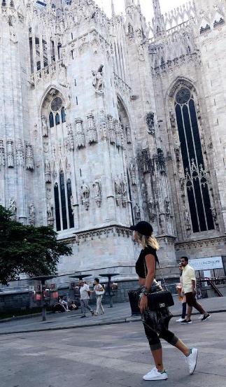 """Photos : Émilie Fiorelli et M'Baye Niang : """"Les gens sont jaloux, ils vont tout faire pour nous détruire !"""""""