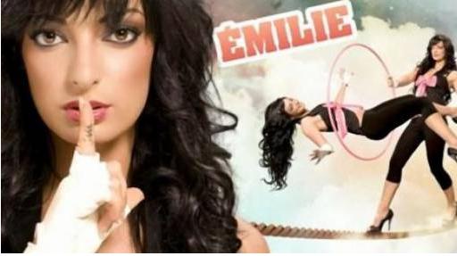 L'évolution physique d'Emilie Nef Naf