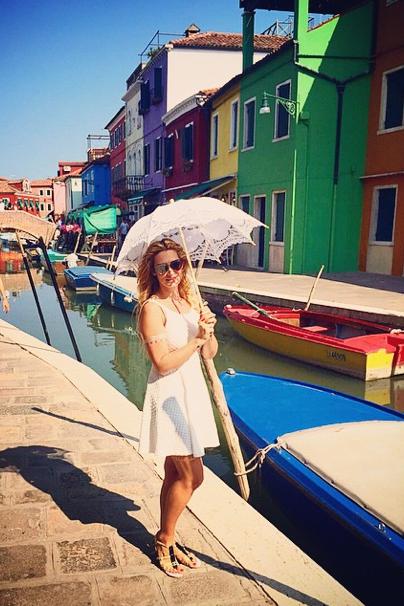 Photos : Emilie Nef Naf et Jérémy Menez : vacances romantiques à Venise !