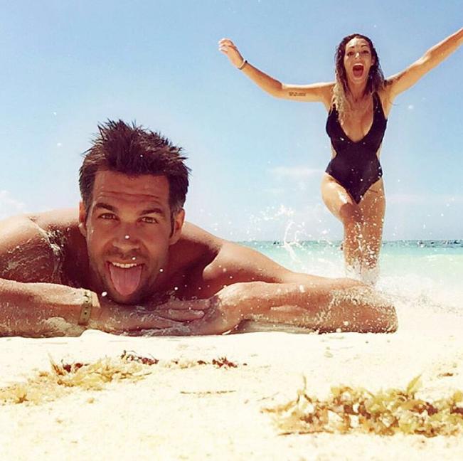 Emilie Nef Naf est partie au Mexique avec son nouveau boyfriend Bruno