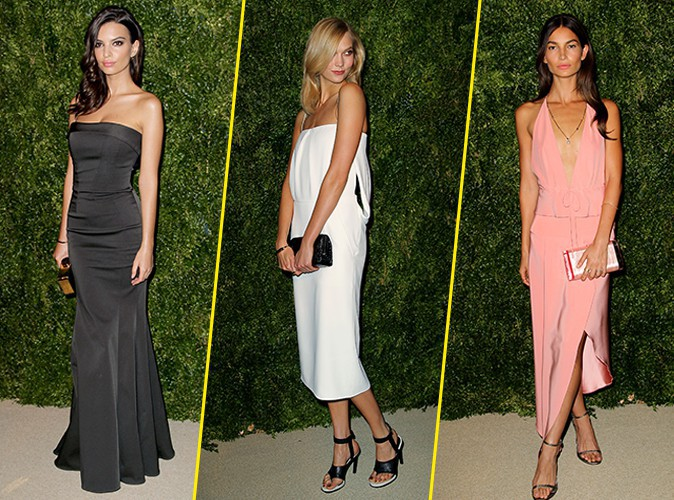 Emily Ratajkowski, Karlie Kloss, Lily Aldridge : le top des canons de beauté au CFDA/Vogue Fashion Fund 2014 !