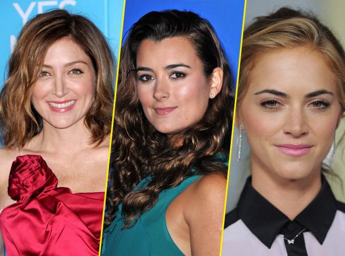 Qui entre Emily Wickersham, Cote de Pablo ou Sasha Alexander préférez-vous voir jouer dans NCIS ?