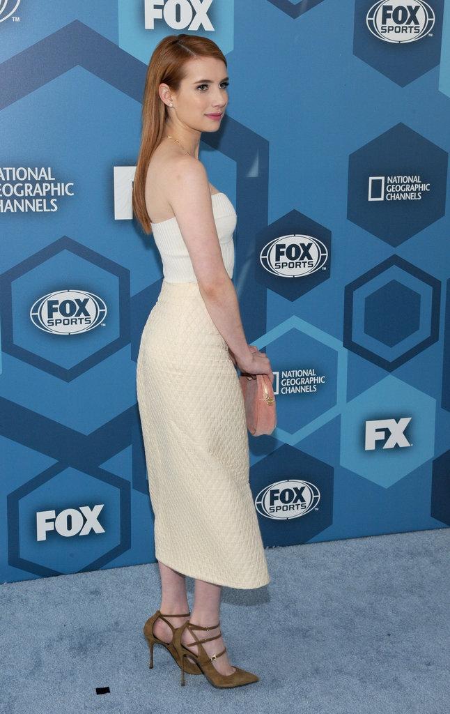 Photos : Emma Roberts et Evan Peters c'est terminé !