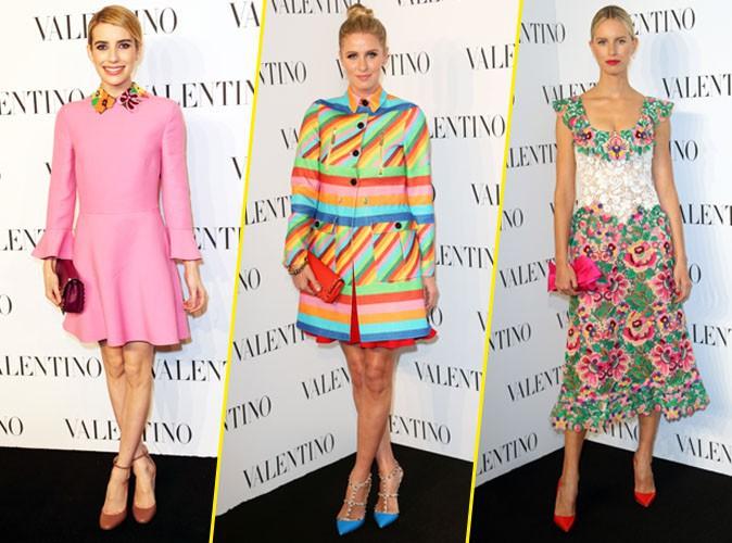 Emma Roberts, Nicky Hilton et Karolina Kurkova: sucrées et colorées ! Laquelle vous fait craquer ?