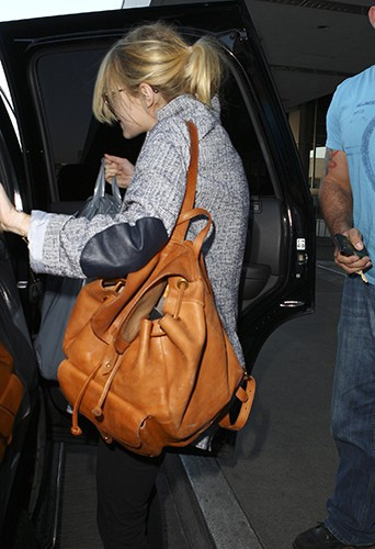 Emma Stone à Los Angeles le 27 novembre 2013
