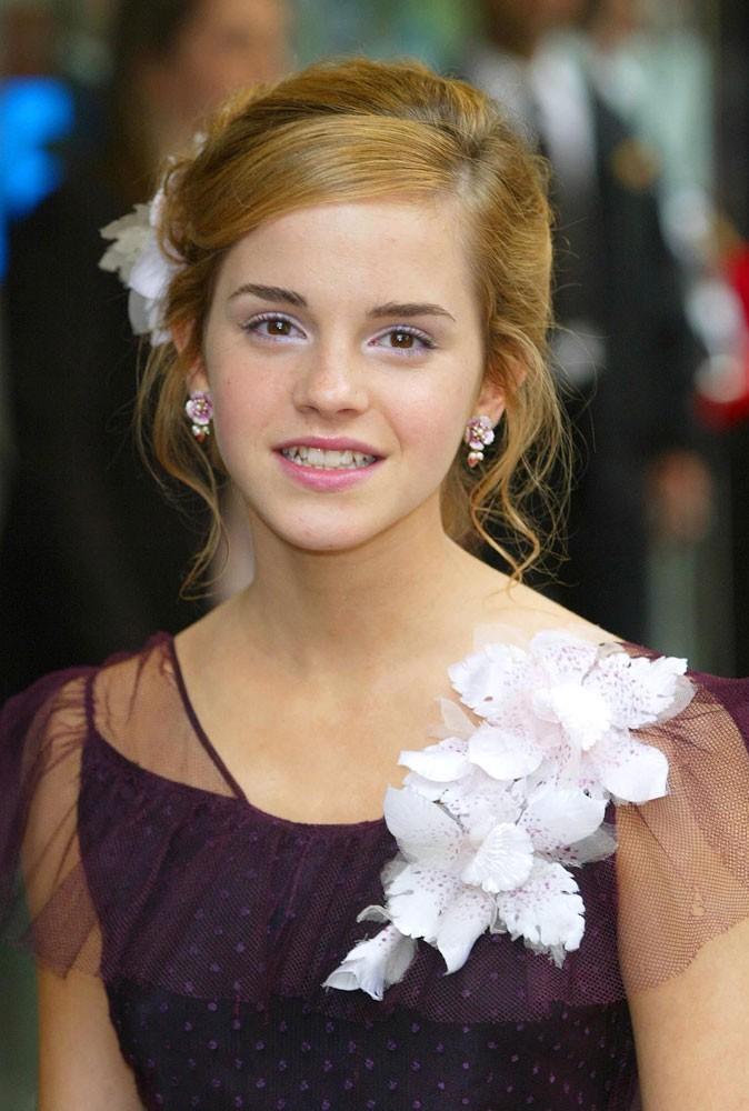 Photos : Emma Watson à 14 ans