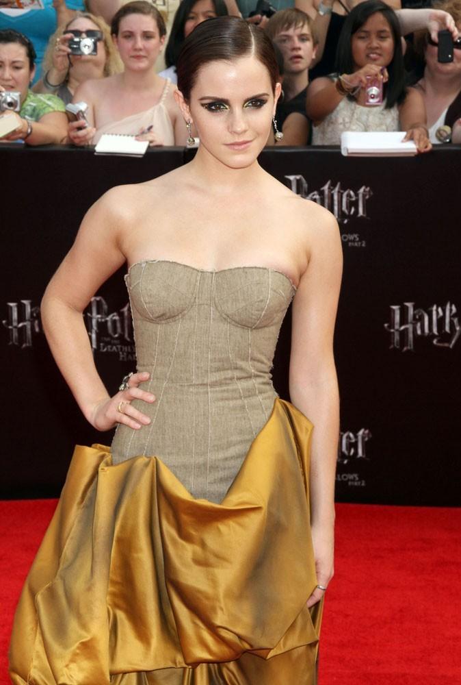 Photos : Emma Watson à 20 ans