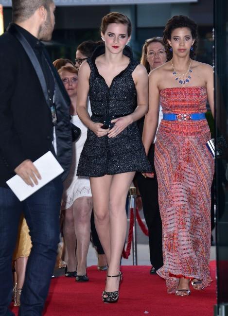 """Emma Watson lors de la première à Los Angeles du film """"The Bling Ring"""", le 4 juin 2013."""