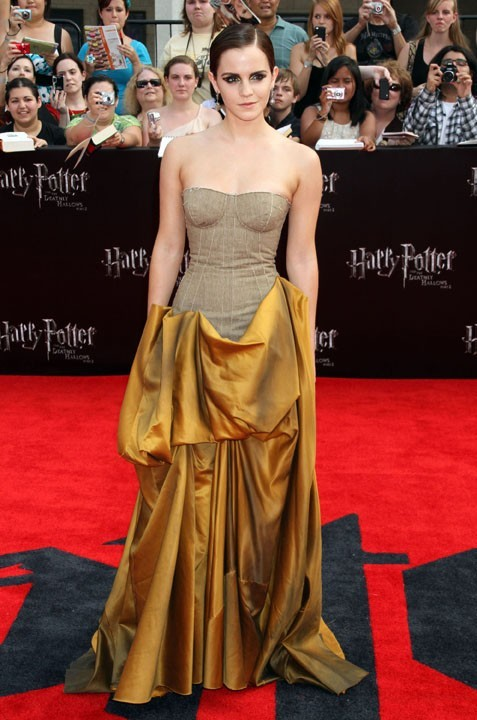 Emma Watson se la joue tout court !