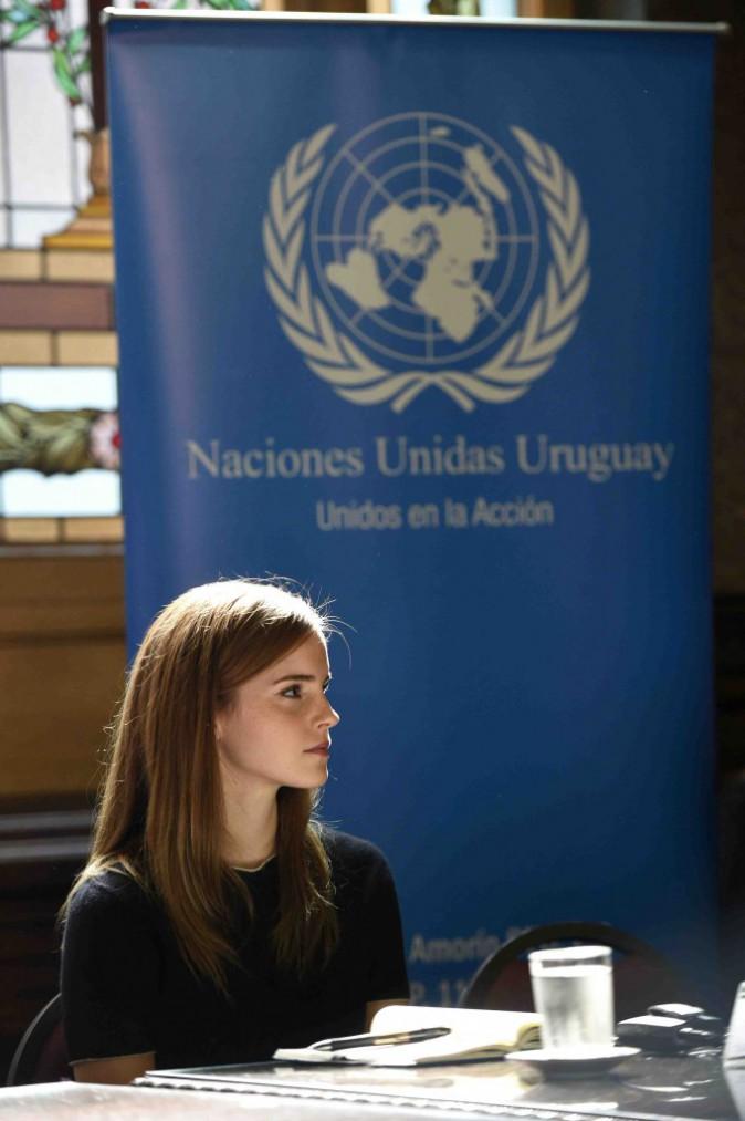Emma Watson : sublime en tant qu'ambassadrice des Nations Unies !