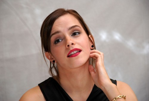 Emma Watson, Toronto, 7 septembre 2012.