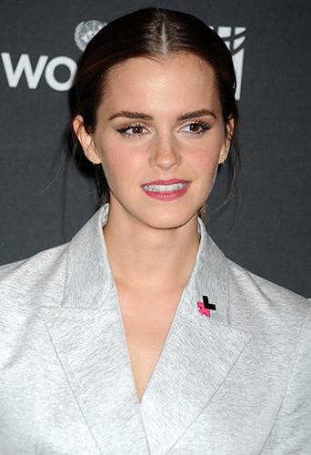 Emma Watson à New York le 21 septembre 2014