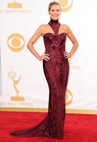 Heidi Klum à Los Angeles le 22 septembre 2013