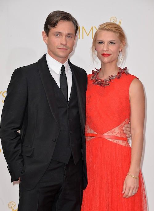 Claire Danes et Hugh Dancy (mariés depuis 2009)