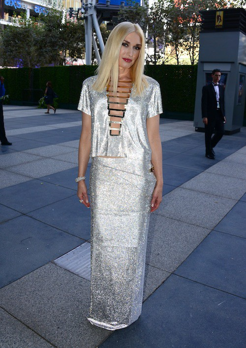 Gwen Stefani aux Emmy Awards 2014