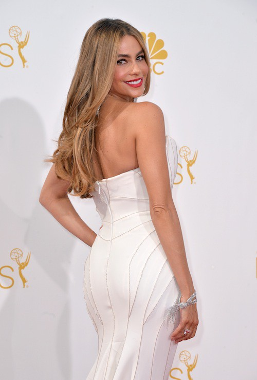 Sofia Vergara aux Emmy Awards 2014
