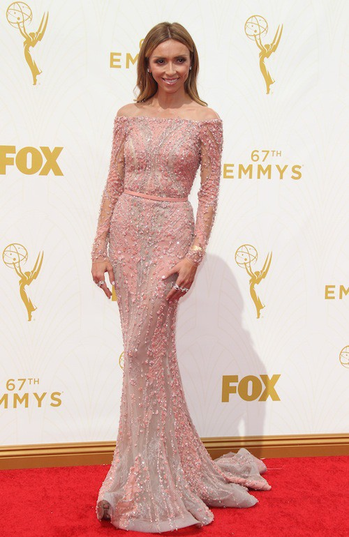 Photos : Emmy Awards 2015 : Giuliana Rancic VS Sofia Vergara : les sirènes de sortie !
