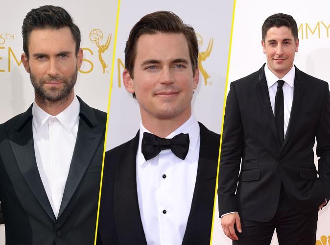 Photos : Emmy Awards 214 : Adam Levine, Matt Bomer, Jason Biggs… Qui sont les mecs canons de la soirée ?