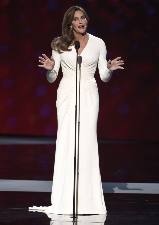 Caitlyn Jenner le 15 juillet 2015
