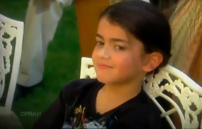 Photo : Enfant de Michael Jackson : Blanket, le farouche