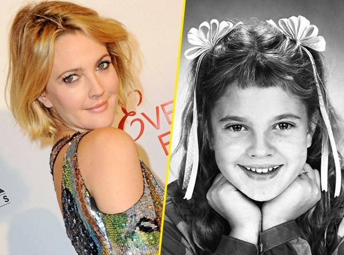 """Drew Barrymore : """"Je porte les cicatrices de mon enfance"""""""