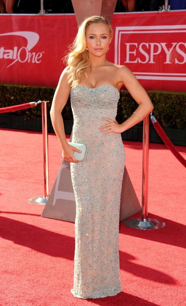 Hayden Panettiere le 11 juillet 2012 à Los Angeles