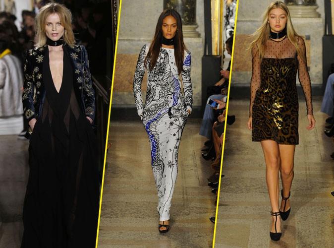 Photos : Eva Herzigova, Joan Smalls, Gigi Hadid… Sublimes chez Emilio Pucci !