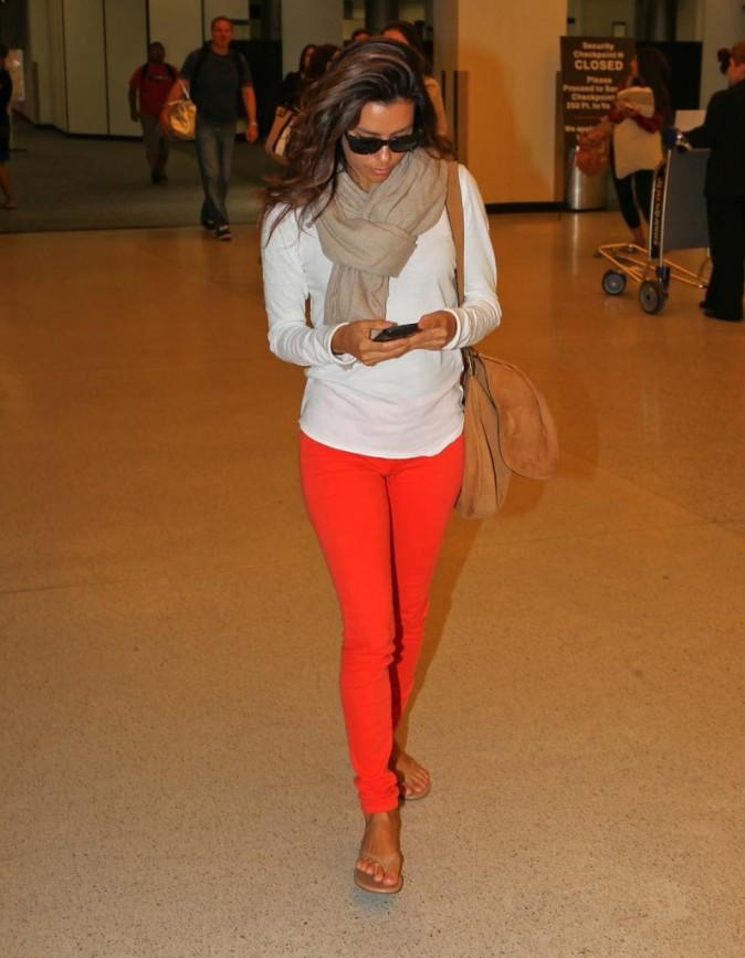 Eva Longoria, Miami, 3 aout 2012