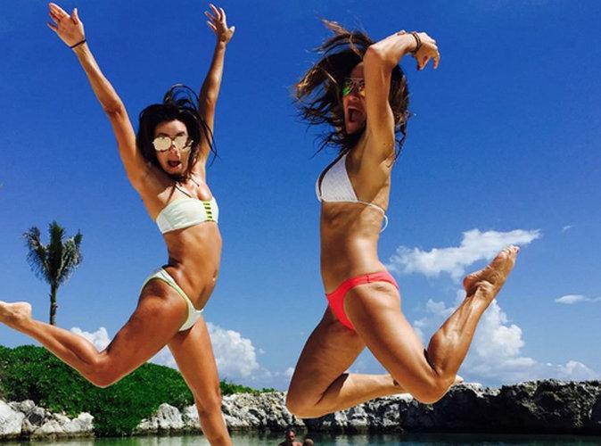 Eva Longoria : bikini body au top pour son break entre filles à Cancun !
