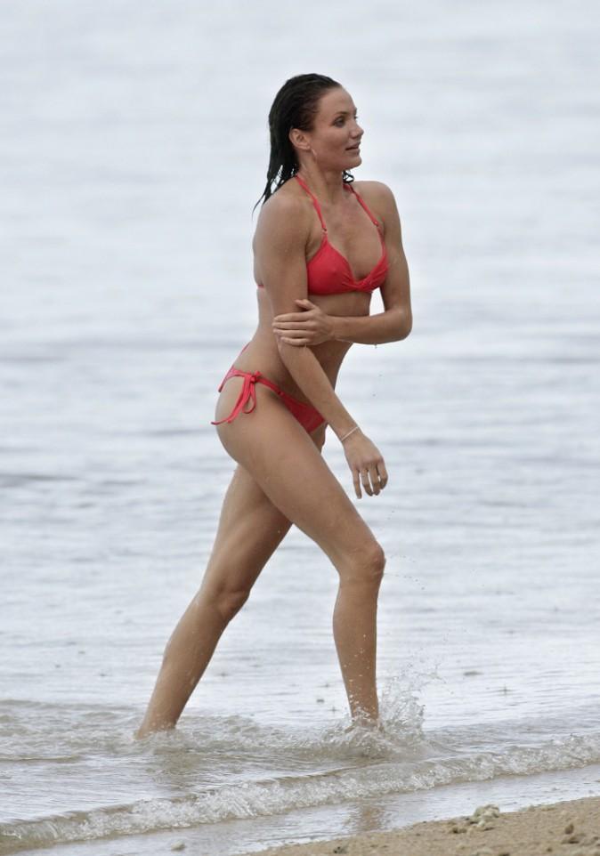 Cameron Diaz, 40 ans passés et sexy en bikini !