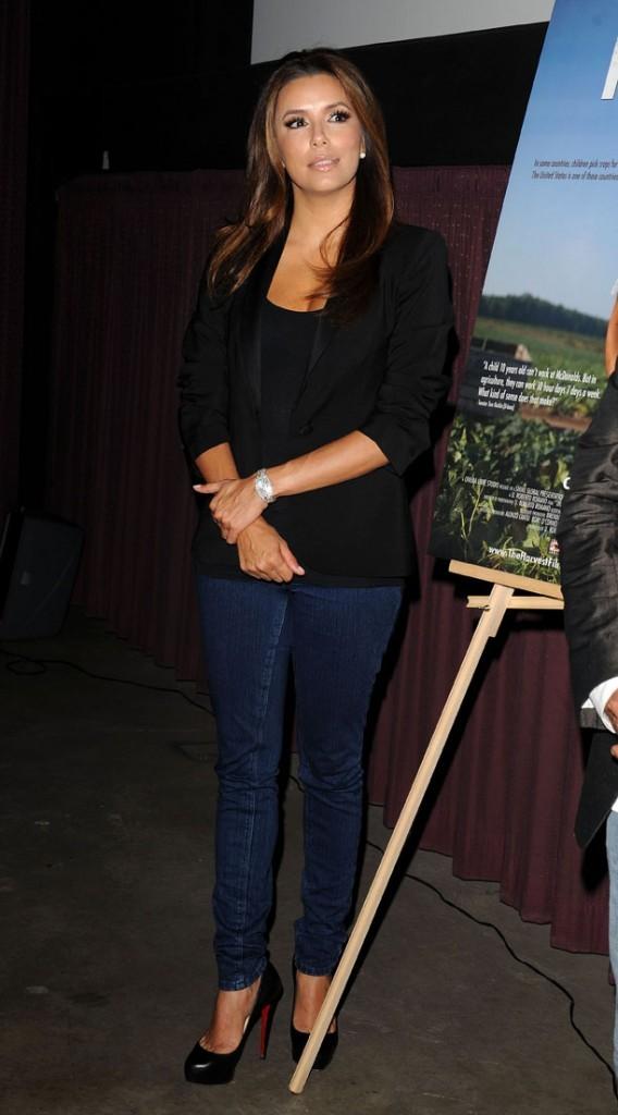 Eva présente son documentaire sur les enfants fermiers ...