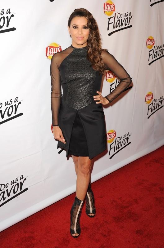 Eva Longoria, Los Angeles, 6 mai 2013.
