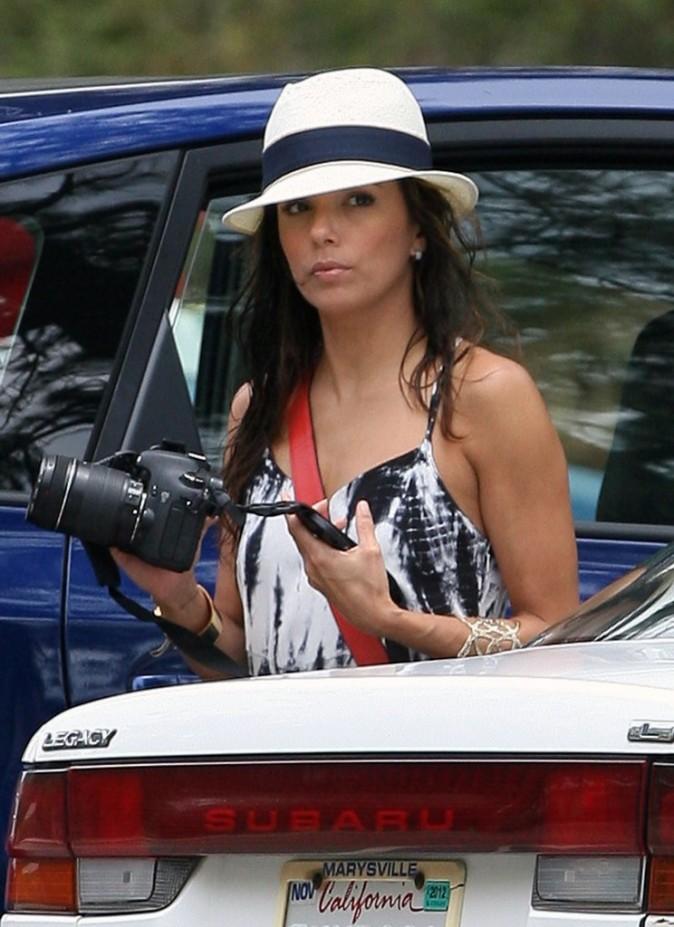 Eva, photographe de luxe !