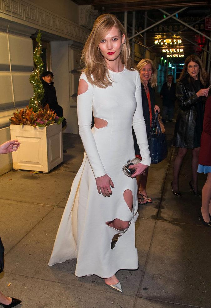Photos : Eva Longoria et Karlie Kloss : ambassadrices de charme pour L'Oréal Paris