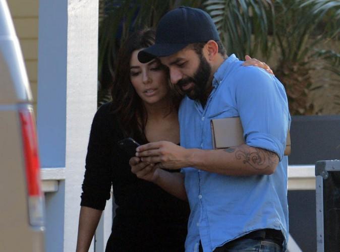Eva Longoria : fait-elle des infidélités à Antonio sur le tournage de sa nouvelle pub L'Oréal ?