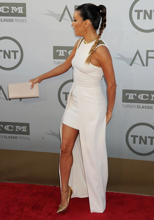 Eva Longoria à Hollywood le 5 juin 2014