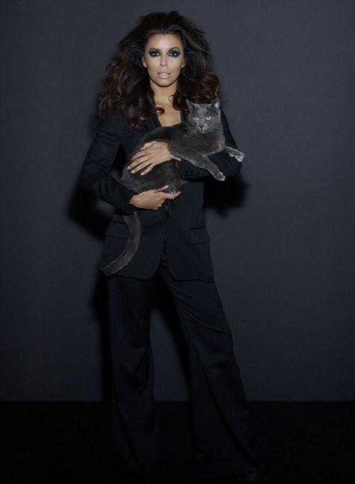 Eva Longoria, nouvelle ambassadrice Sheba