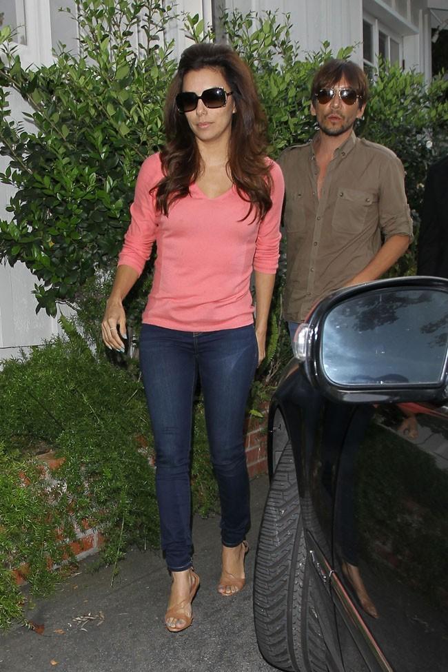 Eva Longoria à Los Angeles le 26 mars 2013