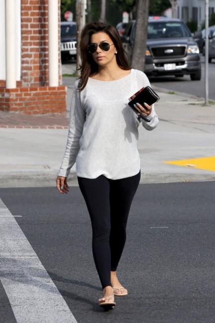 Eva Longoria le 25 mars 2013 à Los Angeles