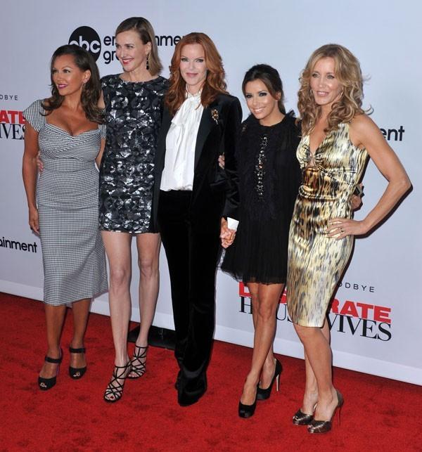 Soirée de lancement de la dernière saison de Desperate Housewives !