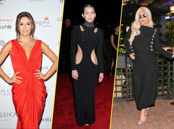 Photos : Eva Longoria, Miley Cyrus, Lady Gaga... Les stars saluent le courage de Caitlyn Jenner !