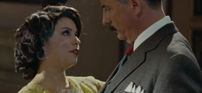 Eva Longoria, dans le rôle d'une épouse dévouée...