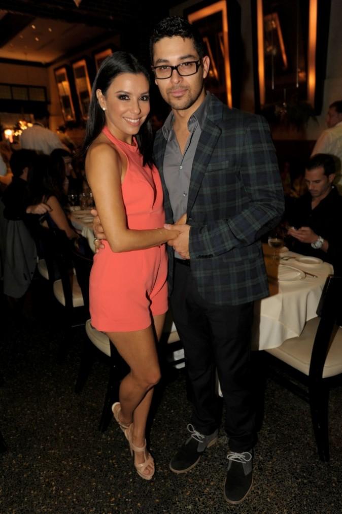 Eva Longoria et Wilmer Valderrama, Miami, 29 décembre 2012