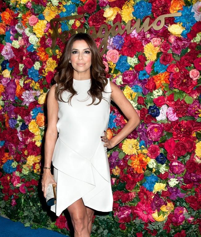 Eva Longoria le 30 avril 2013 à New York
