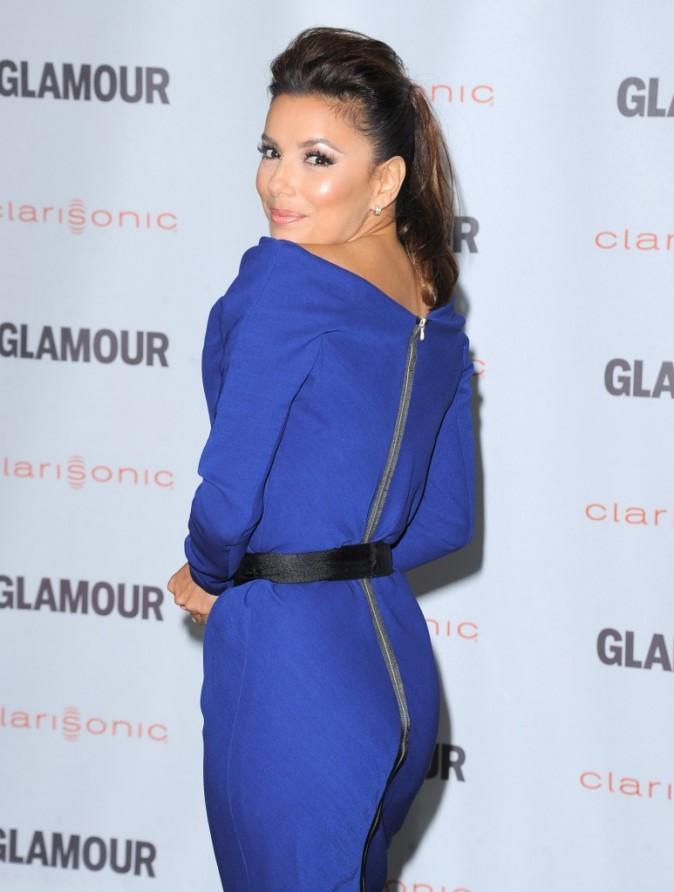 Eva Longoria lors de la soirée Glamour Reel Moments à Hollywood, le 24 octobre 2011.