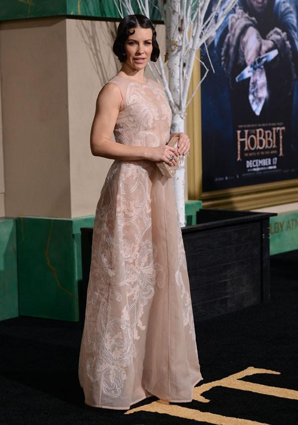 """Avant-première de The Hobbit : """"La bataille des cinq armées"""" à Los Angeles le 9 décembre 2014"""