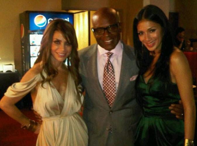 Nicole Scherzinger, Paula Abdul et L.A. Reid