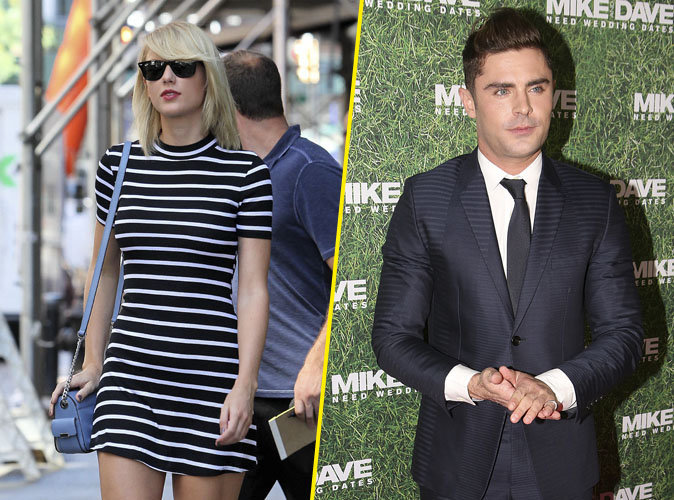 Photos : exit Tom Hiddleston, Taylor Swift fricote sévère avec Zac Efron !